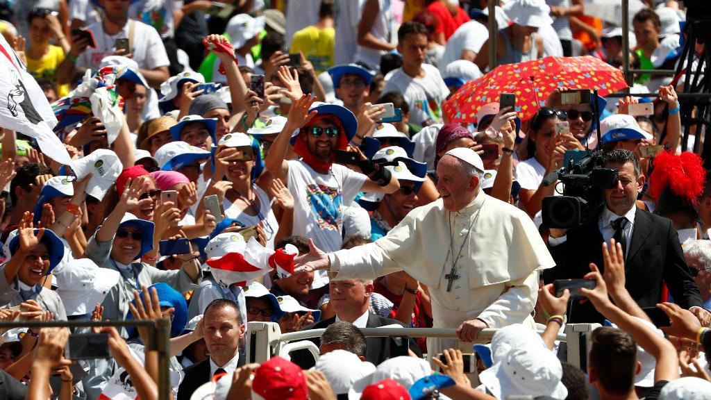 El Papa quiere más: