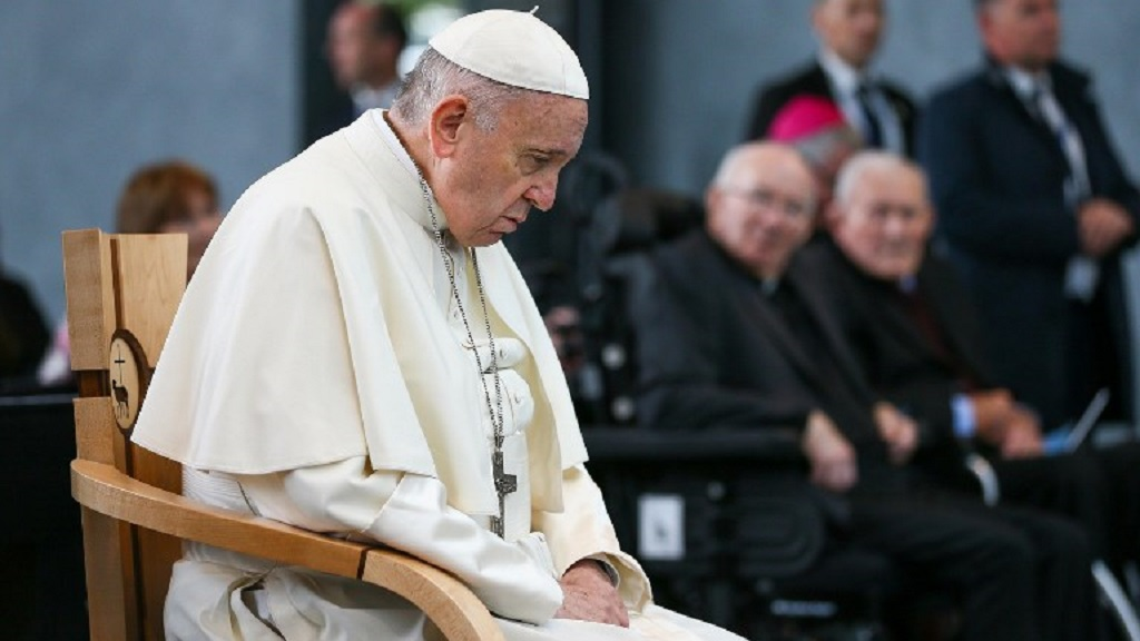 Vaticano se disculpa por declaración del papa sobre la homosexualidad - Foto de AFP