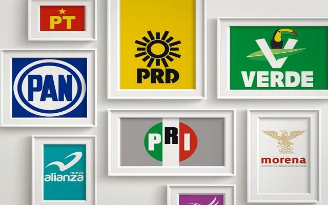 Partidos políticos acumulan multas por mil 306 mdp - multas partidos políticos presupuesto