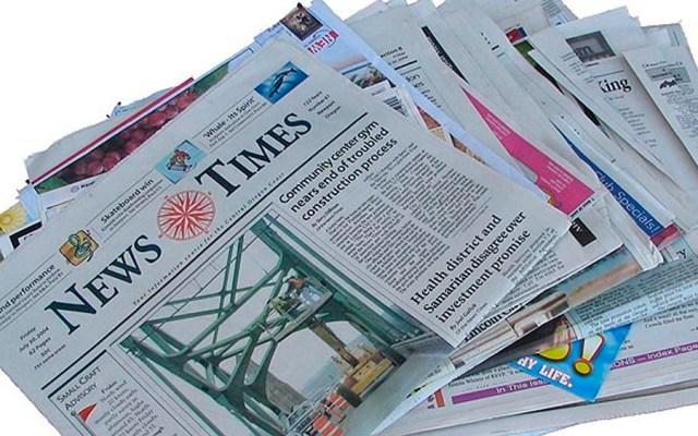 Caen 45 por ciento empleos en periódicos de EE.UU. desde 2008
