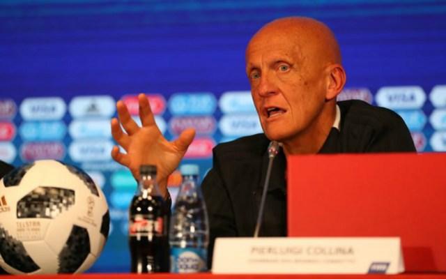 Pierluigi Collina dimite como jefe de árbitros de la UEFA - Foto de Getty Images