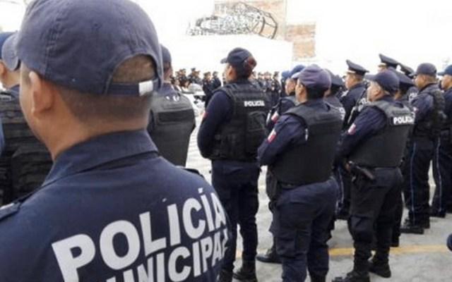 Dan prisión preventiva a dos falsos policías de Tehuacán, Puebla - Foto de El Sol de Puebla