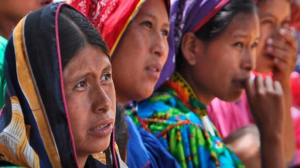 CNDH urge a respetar a la población indígena de México - Foto de @MFBeltrones