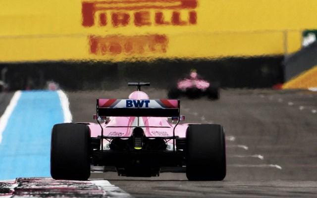 Force India terminará la temporada como 'Racing Point Force India' - Foto de @ForceIndiaF1