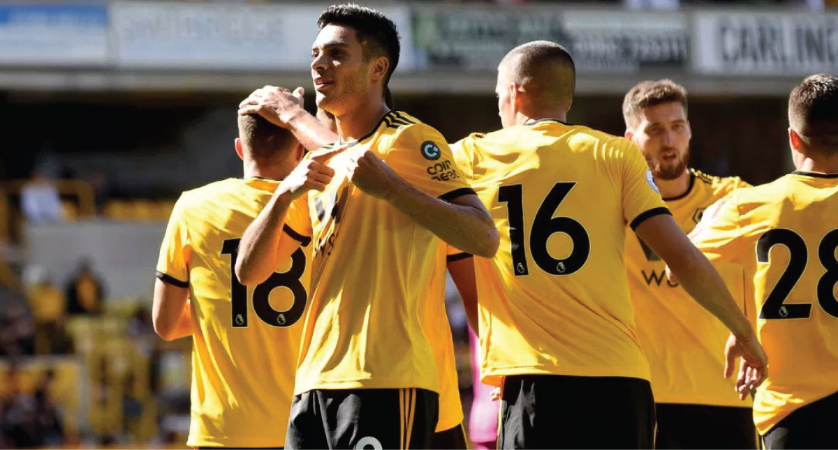 ¡Venga Wolverhampton! Raúl Jiménez le marcó gol al Villarreal de Miguel Layún