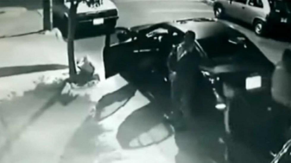 #Video Grupo roba autopartes en Venustiano Carranza - Foto de Internet