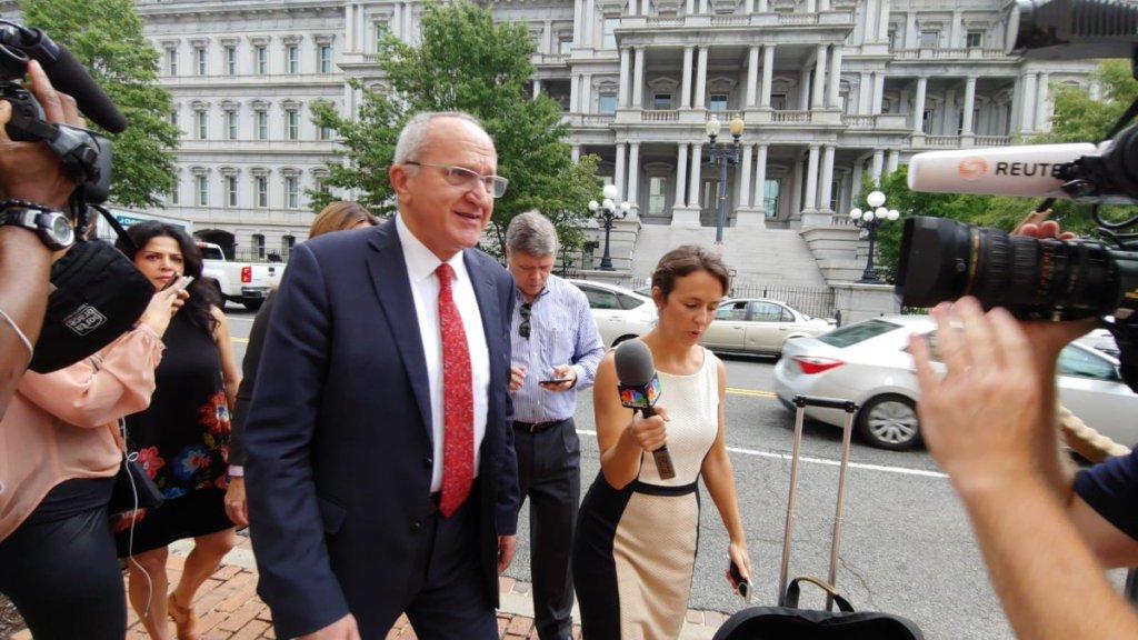 Jesús Seade viajó a Washington para concluir revisión del T-MEC - Jesús Sead