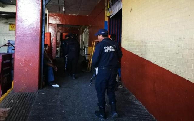 Secuestran a tres carniceros de mercado en Chilpancingo - Foto de @InformAcapulco
