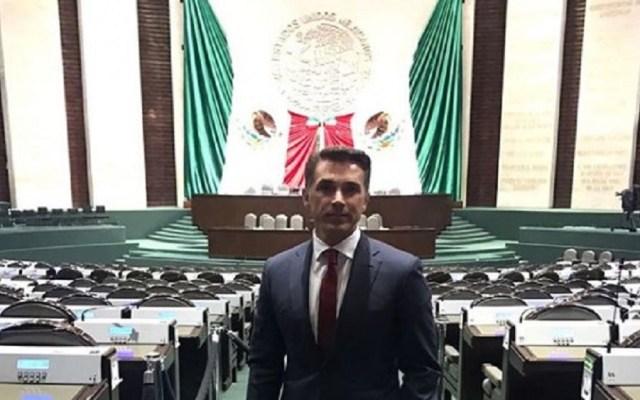 Sergio Mayer se queja del sueldo que recibirá como diputado federal - Foto de @sergiomayerb