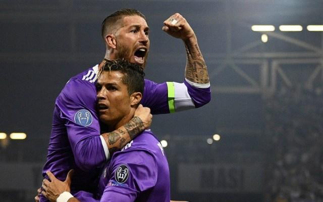 """""""El Real Madrid está por encima de todos"""": Ramos sobre la marcha de CR7 - Foto de Getty Images"""