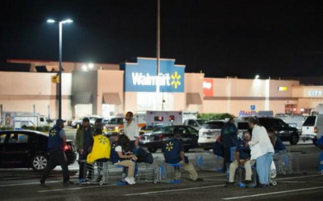 Tiroteo en Walmart de Pennsylvania deja al menos ocho heridos - Foto de EPA-EFE