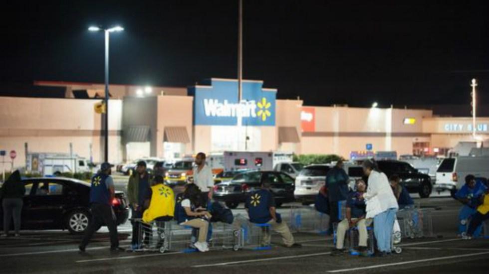 Tiroteo en Walmart de Pennsylvania deja al menos ocho heridos