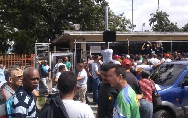 Pirelli suspende operaciones en Venezuela - Foto de @CronicaUno