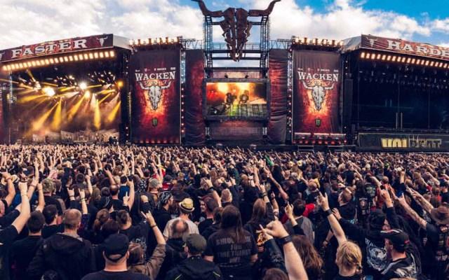 Desmienten que ancianos asistieron a concierto de Heavy Metal