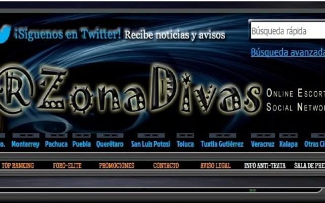 Dueño de Zona Divas registró marca en EE.UU. y México - Foto de internet