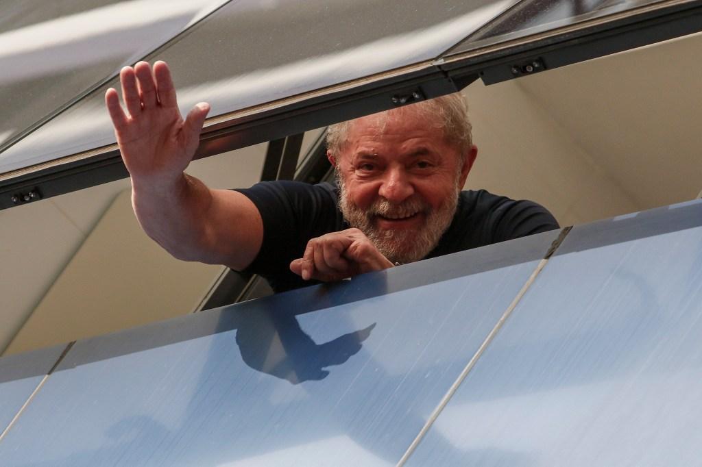 Lula podría ser puesto en libertad inmediata - Foto de AFP