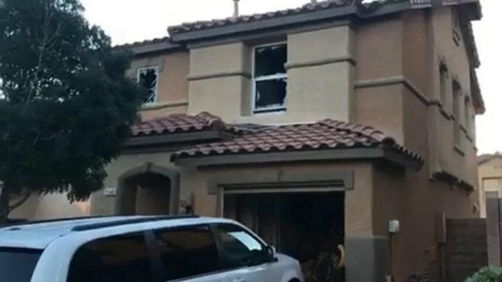 Hombre asesina a su ex pareja e hijos y luego se suicida en Nevada - Foto de Internet