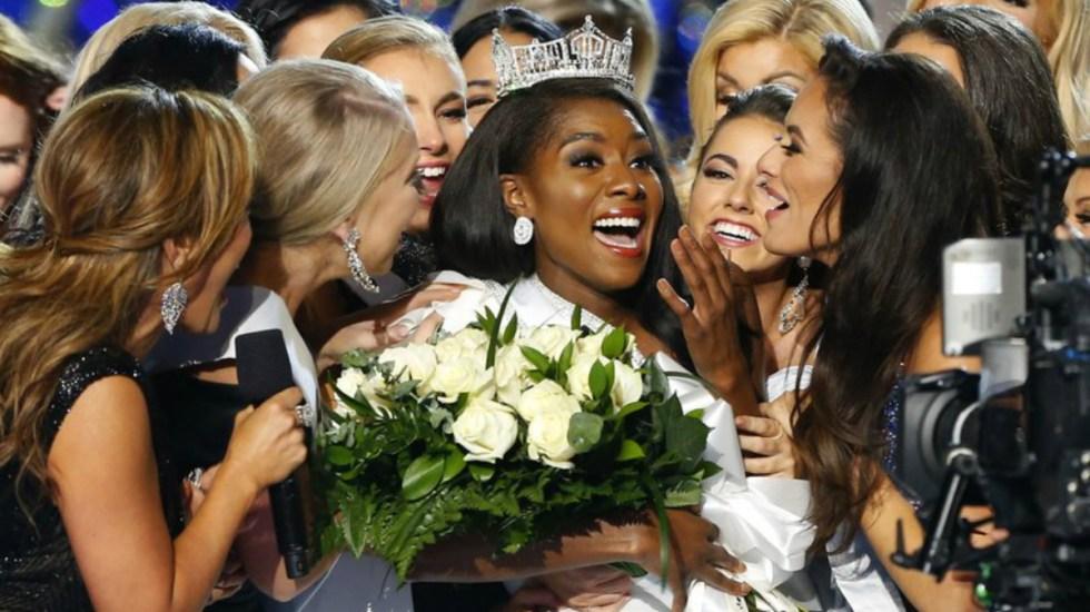 37b7fdcfb Nueva York gana el primer Miss América sin concurso de traje de baño - Foto  de