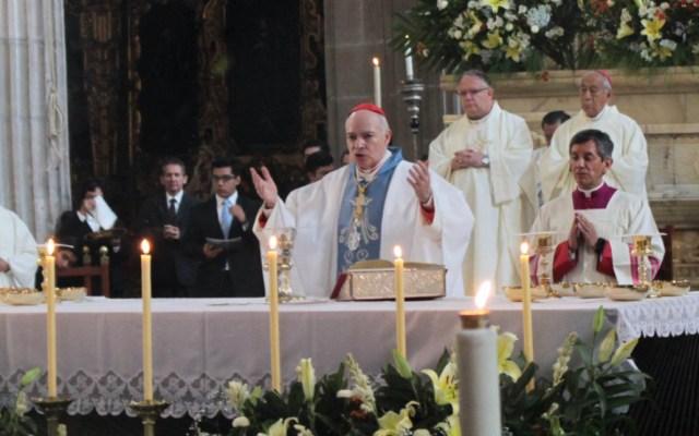 Carlos Aguiar llama a reflexionar sobre objetivos de la vida en Navidad - Arquidiócesis Primada de México