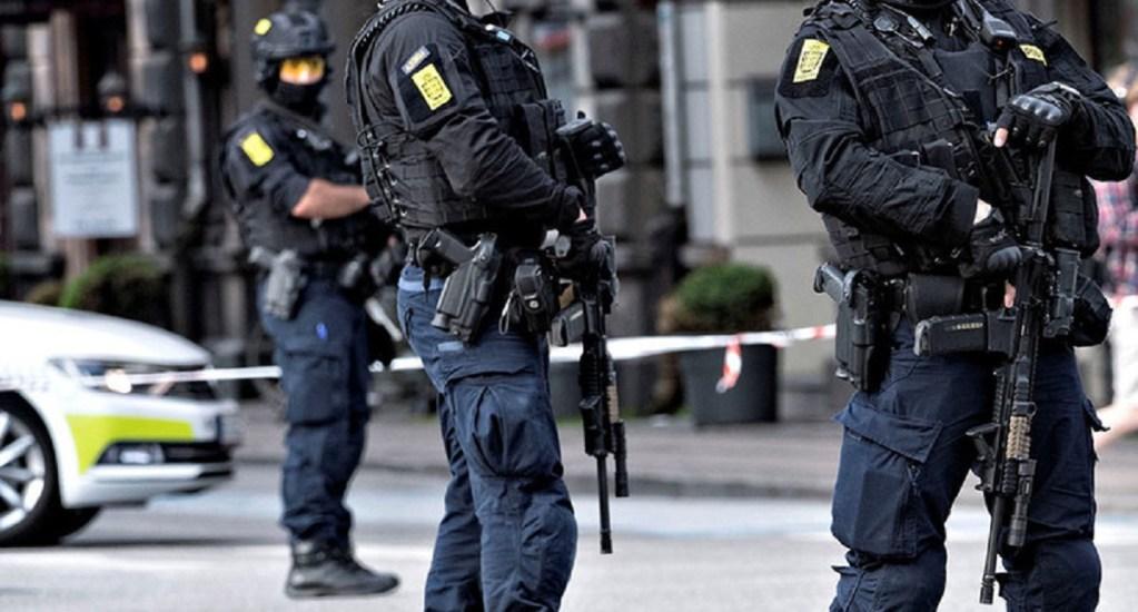 Aislan Copenhague en busca de tres delincuentes peligrosos - Policía danesa. Foto de Internet