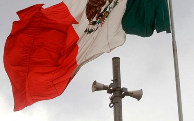 Fallan 47 altavoces de alerta sísmica en la Ciudad de México - Foto de Notimex