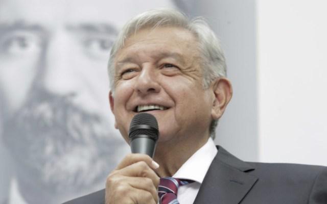 Mayoría de mexicanos confía en que AMLO quitará pensión a expresidentes - Foto de LopezObrador.org.mx