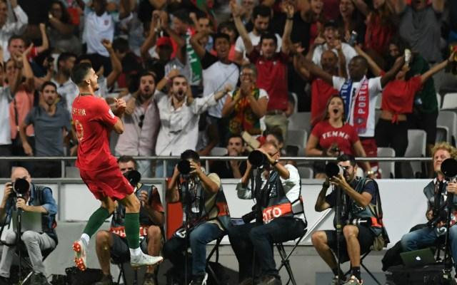 Portugal vence a Italia por la mínima en Liga de Naciones UEFA - Foto de AFP