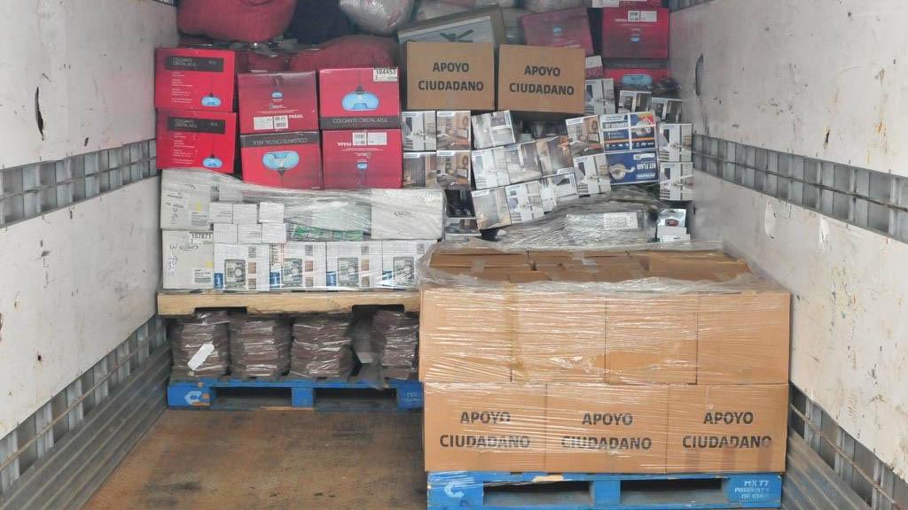 DIF abre centro de acopio para apoyar a afectados por lluvias en Sinaloa. Noticias en tiempo real