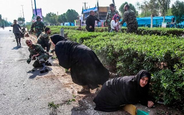 Foto de MORTEZA JABERIAN / ISNA / AFP
