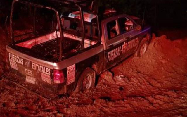 Matan a 4 policías estatales durante emboscada en Chihuahua - Foto de Internet