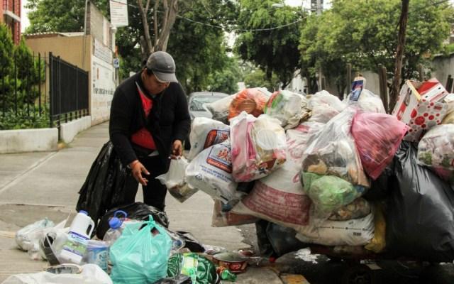 Se generan 13 mil toneladas de basura a diario en la Ciudad de México - Foto de Chilango
