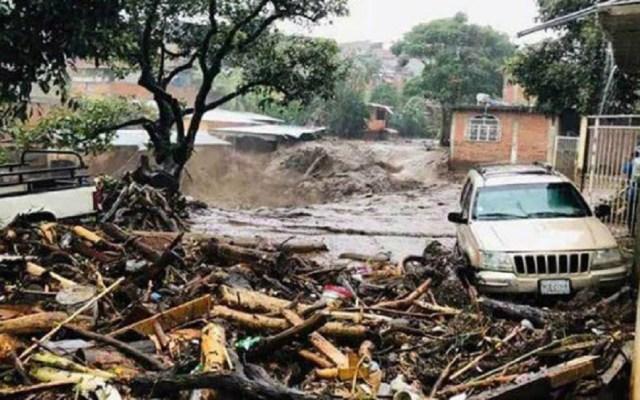 Bebés, niños y un adulto son los desaparecidos tras lluvias en Michoacán - Foto de Internet