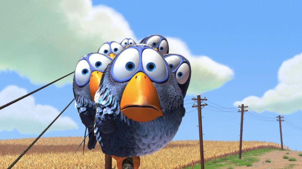 Los mejores short films de Pixar