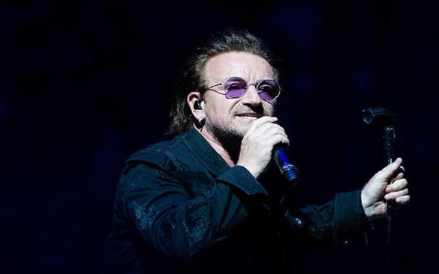 Bono anuncia que ya recuperó la voz para continuar gira - Foto de Internet