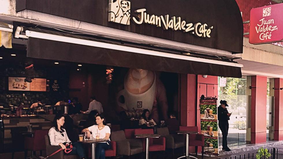 Cierran las cafeterías Juan Valdez en México - Foto de Juan Valdez Café