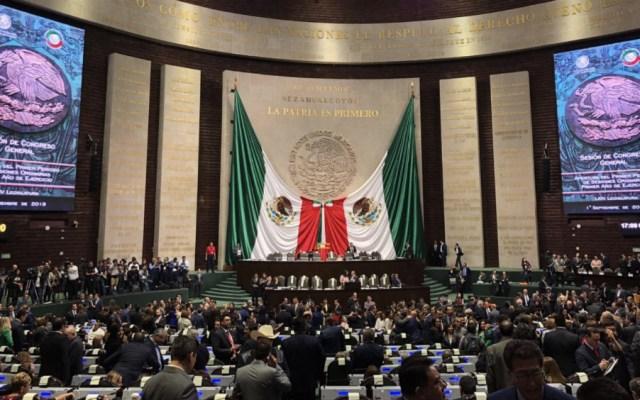 Instalada la LXIV Legislatura del Congreso de la Unión - Foto de @MX_Diputados