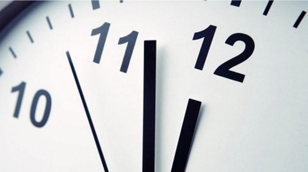¿Cuándo cambiará el horario? - Foto de internet