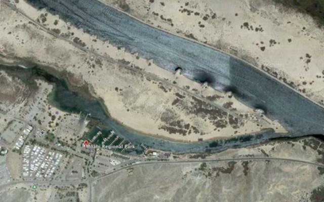 Nueve heridos y cuatro desaparecidos en choque de botes en California - Foto de Google Maps