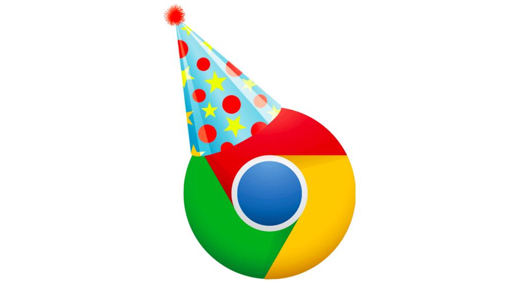 Chrome celebra décimo aniversario con su mayor actualización - Foto de Internet
