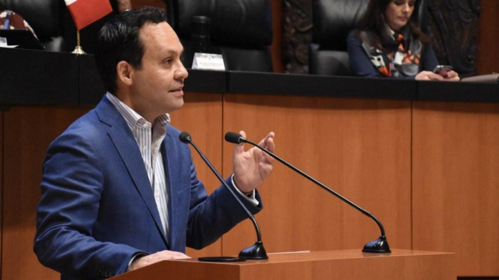 Presentan en el Senado primeras iniciativas de la Ley de Amnistía - Foto de @ClementeCH