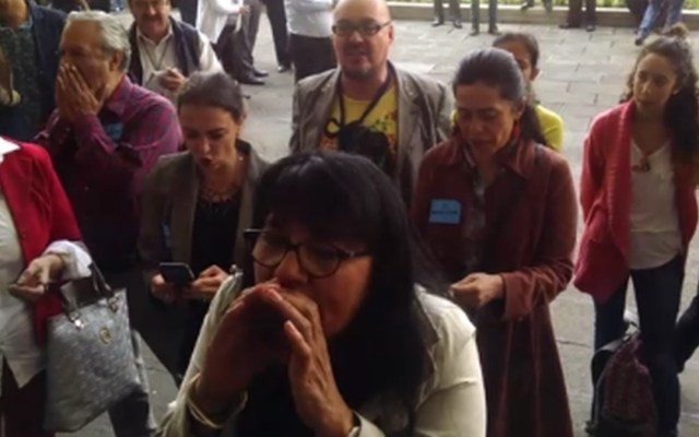Piden reconsiderar entrega de comisiones de Cultura y Salud al PES - Foto de Milenio