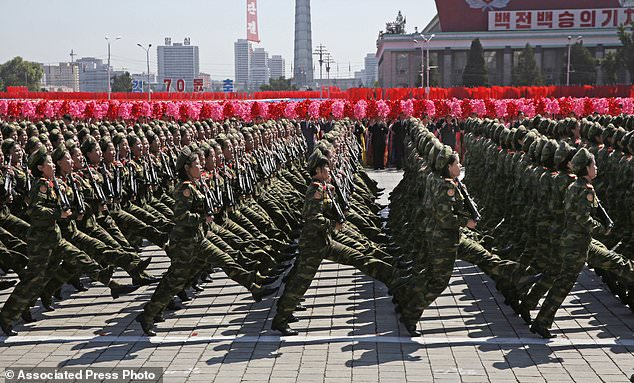 Corea del Norte dice no a la desnuclearización y condiciona a EE. UU. - Foto de AP/Kin Cheung