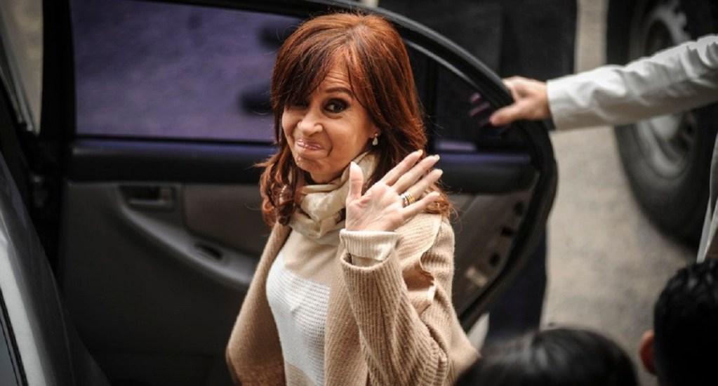 Confirman procesamiento de Cristina Fernández de Kirchner por corrupción - Cristina Fernández