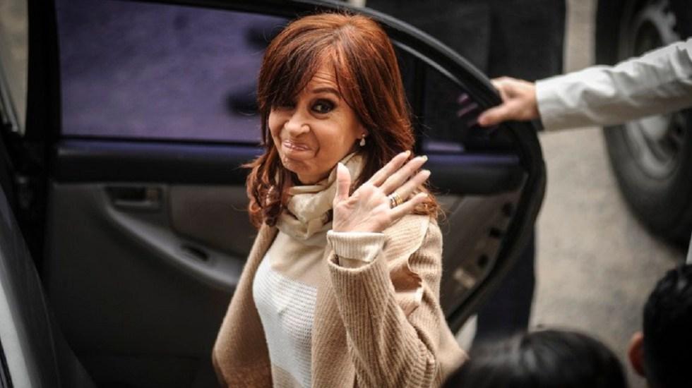 Procesan con prisión preventiva a Cristina Fernández de Kirchner - Cristina Fernández