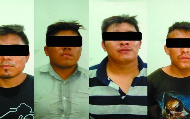 Culpan a policía y tres hombres de intento de linchamiento en Veracruz - Foto de Internet