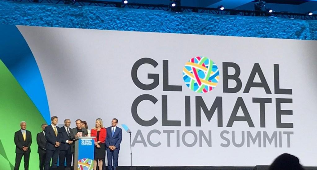 Cumbre climática va contra emisiones de gases de efecto invernadero - Foto de @PastCoal