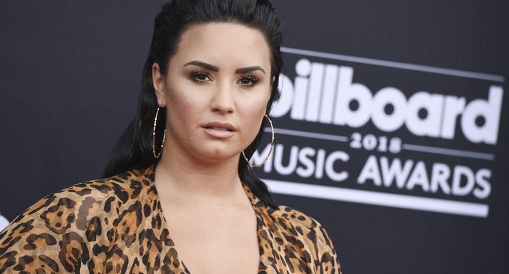 Por dos días no supe si mi hija iba a salir de esto: mamá de Demi Lovato - Demi Lovato sufrió una sobredosis en junio. Foto de AP