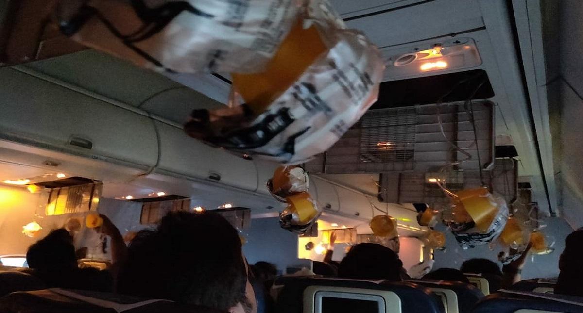 Avión aterriza de emergencia luego que pasajeros empezaran a sangrar, en India