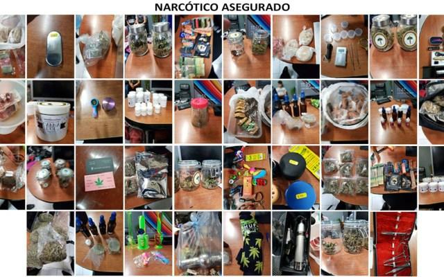 Vinculan a proceso a 6 por venta de droga en Paseo de la Reforma - Foto de Internet