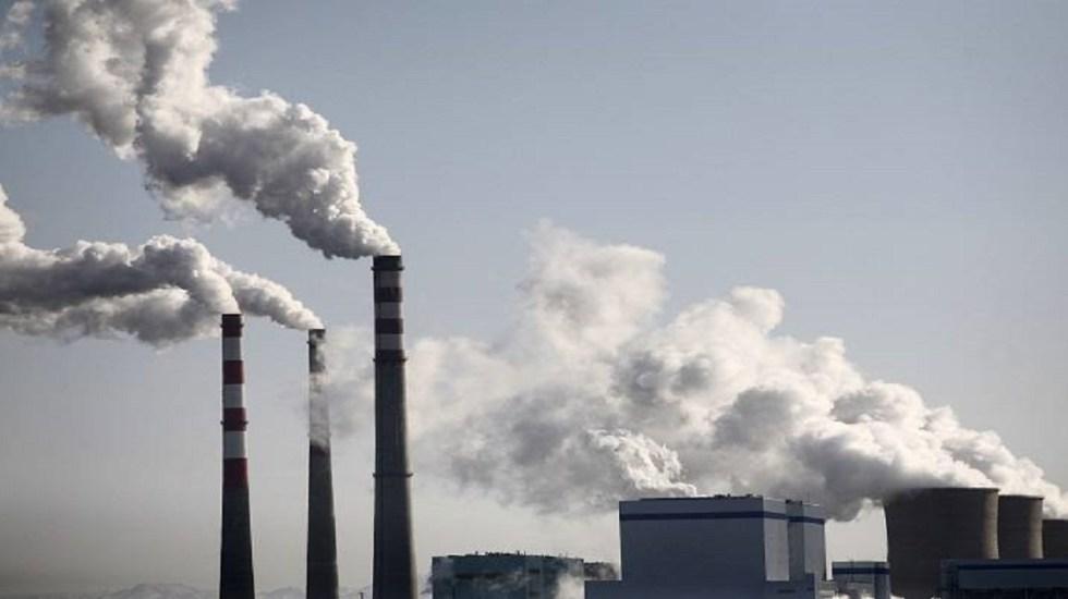 Gases de efecto invernadero alcanzan nivel récord en 2017 - Foto de Internet